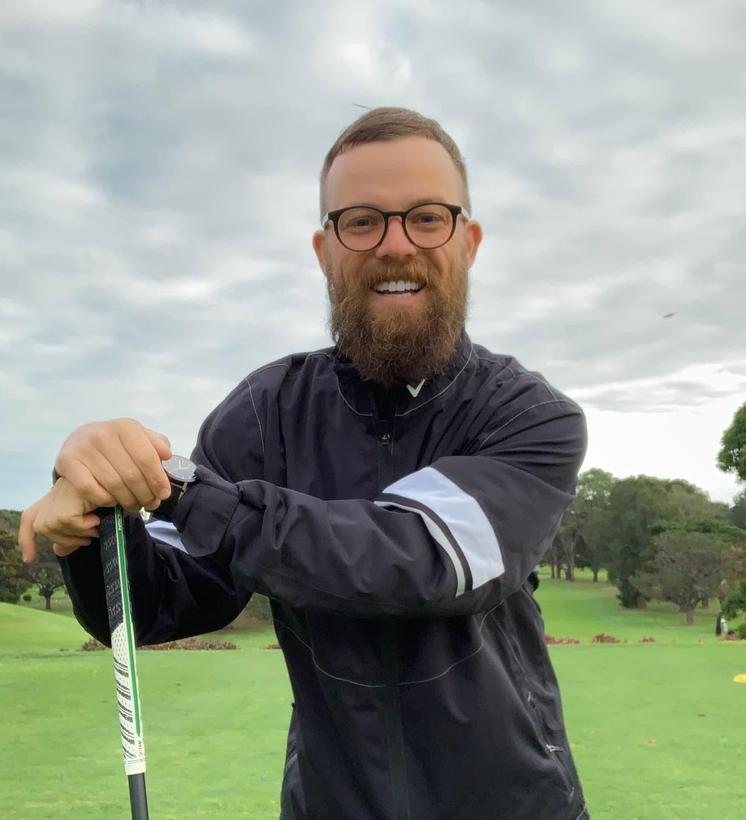 Toby McGeachie, PGA Professional Coach in Kiama